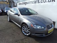 2010 JAGUAR XF 3.0 V6 LUXURY 4d AUTO 240 BHP £12995.00