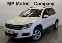 2013 VOLKSWAGEN TIGUAN 2.0 S TDI BLUEMOTION TECHNOLOGY 4MOTION 5d 138 BHP £10995.00