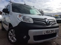 2015 RENAULT KANGOO 1.5 ML19 SPORT ENERGY DCI  90 BHP 1 OWNER FSH NEW MOT  £6285.00