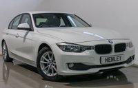 2014 BMW 3 SERIES 2.0 320D EFFICIENTDYNAMICS BUSINESS 4d 161 BHP £10990.00