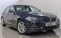 2014 BMW 5 SERIES 2.0 520D SE 4d AUTO 188 BHP £12990.00