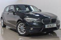 2017 BMW 1 SERIES 1.5 116D ED PLUS 5d 114 BHP £13490.00
