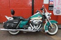 2009 HARLEY-DAVIDSON FLHRC 1584cc ROAD KING  £11000.00