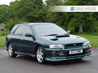 USED 2000 X SUBARU IMPREZA 2.0 TURBO 2000 AWD 5d 211 BHP