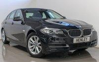 2015 BMW 5 SERIES 2.0 520D SE 4d AUTO 188 BHP £15990.00