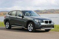 2010 BMW X1 2.0 XDRIVE20D SE 5d AUTO 174 BHP £9990.00
