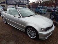 2005 BMW 3 SERIES 2.0 318CI M SPORT 2d AUTO 148 BHP £6495.00
