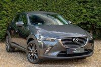 2016 MAZDA CX-3 1.5 D SPORT NAV 5d 104 BHP £12950.00