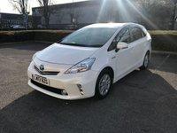 2013 TOYOTA PRIUS PLUS 1.8 HYBRID VVTI 5d AUTO 7 SEATS £13595.00