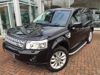 USED 2012 12 LAND ROVER FREELANDER 2 2.2 SD4 HSE 5d AUTO 190 BHP