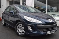 USED 2010 60 PEUGEOT 308 1.4 S 5d 98 BHP LOVELY PEUGEOT 308 IN MONTEBELLO BLUE