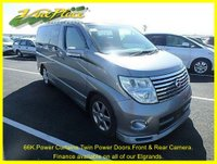 2006 NISSAN ELGRAND Highway Star Urban Selection, 3.5 Auto, 8 Seats, Twin Power Doors £8500.00