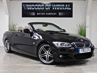 2012 BMW 3 SERIES 3.0 335I SPORT PLUS EDITION DCT  2d AUTO 302 BHP £17980.00