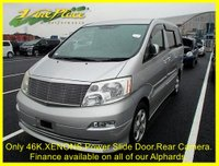 USED 2002 52 TOYOTA ALPHARD 3.0 Auto 4WD MZ L Edition 7 Seats, Curtains, Power Slide Door  +53K+4WD+POWER CURTAINS+