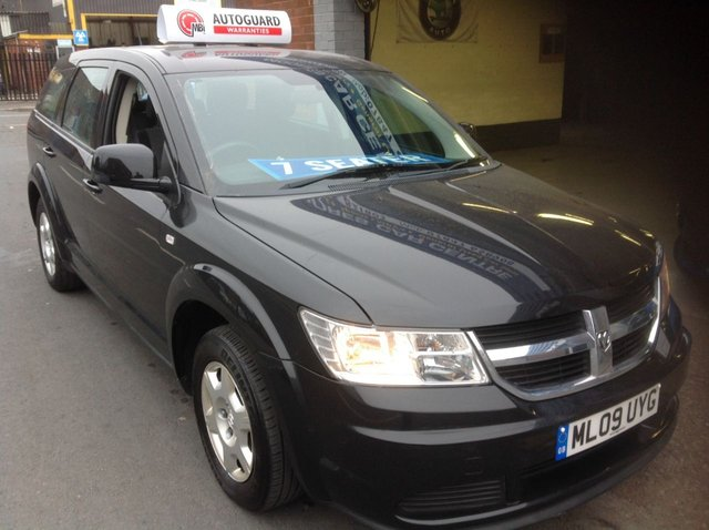 2009 09 DODGE JOURNEY 2.4 SE    7 SEATER