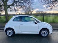 2012 FIAT 500 1.2 C LOUNGE DUALOGIC 3d AUTO 69 BHP £6695.00
