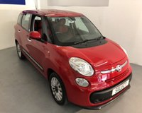 USED 2015 15 FIAT 500L MPW 1.2 MULTIJET POP STAR DUALOGIC 5d AUTO 85 BHP LOW MILEAGE AUTOMATIC MPV -ONLY 15,000 Miles -WAS £7499 NOW £6999 SAVING £500 !!! GREAT SPEC with park sensors, air conditioning,alloy wheels-loads of room this very 'cool' MPV offers huge value being only 3 years old with nominal miles-Italian red with grey trim this car MUST BE VIEWED-LOW RATE FINANCE available too please ring us on 0191 2581948 for further details