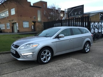 2013 FORD MONDEO 2.0TDCI TITANIUM X TDCI 140BHP ESTATE. BUSINESS SPEC. FSH. £5795.00