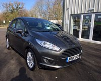 USED 2016 66 FORD FIESTA 1.25 ZETEC THIS VEHICLE IS AT SITE 1 - TO VIEW CALL US ON 01903 892224