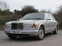 1999 ROLLS-ROYCE SILVER SERAPH 5.4 V12 4d AUTO 322 BHP £29995.00