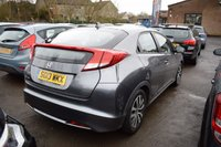 USED 2013 13 HONDA CIVIC 1.6 I-DTEC ES 5d 118 BHP