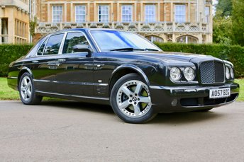 2007 BENTLEY ARNAGE 6.8 T 4d AUTO 501 BHP £43990.00