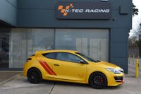 USED 2014 64 RENAULT MEGANE 2.0 RENAULTSPORT TROPHY-R S/S 3d 275 BHP VERY RARE LIMITED EDITION 275 TROPHY-R, OHLINS SUSPENSION, AKRAPOVIC EXHAUST, NURBERBRING PACK, FULL RENAULT HISTORY