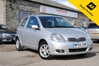 2005 TOYOTA YARIS 1.3 COLOUR COLLECTION VVT-I 3d 86 BHP £1495.00