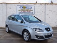 2012 SEAT ALTEA XL 1.6 CR TDI ECOMOTIVE SE 5d 103 BHP £6788.00