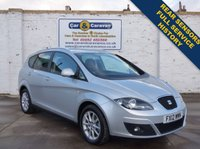 2012 SEAT ALTEA XL