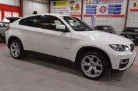 2014 BMW X6 3.0 XDRIVE30D 4d AUTO 241 BHP £21000.00