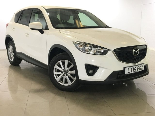 View our 2015 15 MAZDA CX-5 2.2 D SE-L NAV 5d 148 BHP