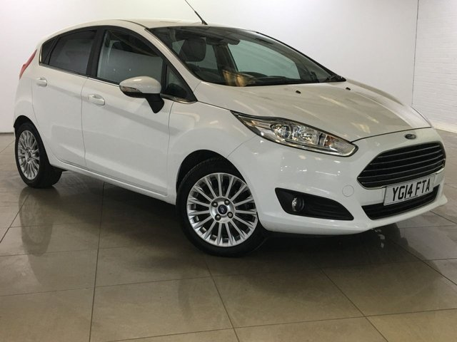 View our 2014 14 FORD FIESTA 1.0 TITANIUM 5d 99 BHP