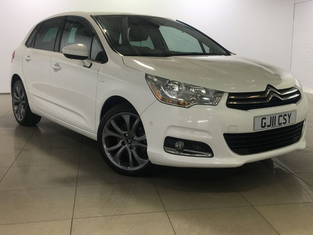 View our 2011 11 CITROEN C4 2.0 EXCLUSIVE HDI 5d 148 BHP