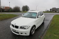2011 BMW 1 SERIES 2.0 116D PERFORMANCE EDITION 1 Previous Owner,F.S.H £6650.00