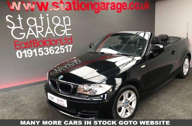 2011 11 BMW 1 SERIES 2.0 120I SE 2d 168 BHP