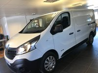 2015 RENAULT TRAFIC 1.6 SL27 BUSINESS DCI S/R P/V 1d 115 BHP £8950.00