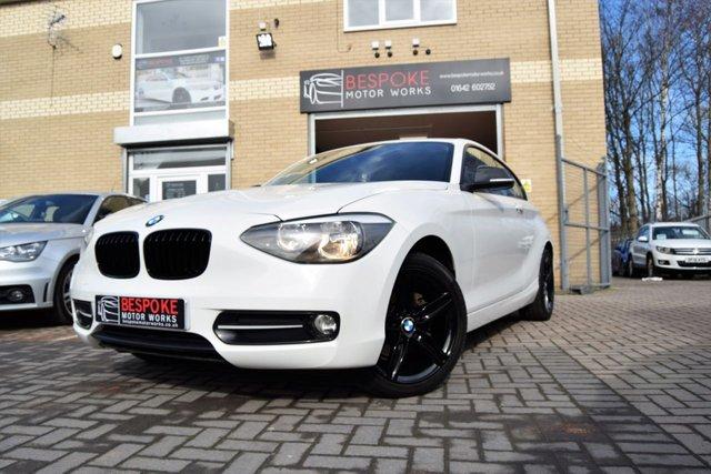 2013 13 BMW 1 SERIES 116I SPORT 3 DOOR AUTOMATIC