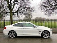 2014 BMW 4 SERIES 2.0 420I SPORT 2d 181 BHP £14995.00