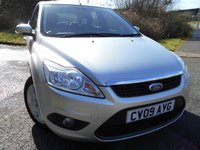 2009 FORD FOCUS 1.6 STYLE 5d 100 BHP ** 1 OWNER CAR , BEAUTIFUL THROUGHOUT , ONLY 60K ** £4495.00