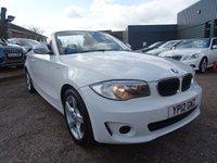 2012 BMW 1 SERIES 2.0 118D EXCLUSIVE EDITION 2d 141 BHP £8490.00