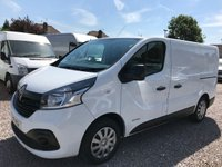 USED 2015 15 RENAULT TRAFIC 1.6 SL29 BUSINESS PLUS ENERGY DCI L/R P/V 1d 120 BHP