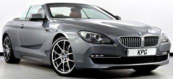 2011 BMW 6 SERIES 4.4 650i SE 2dr Auto £19995.00