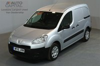 USED 2015 15 PEUGEOT PARTNER 1.6 HDI PROFESSIONAL 89 BHP A/C ONE OWNER FROM NEW, SERVICE HISTORY