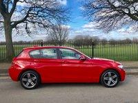 2014 BMW 1 SERIES 2.0 116D SPORT 5d 114 BHP £9695.00