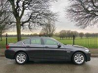 2014 BMW 5 SERIES 2.0 520D SE 4d AUTO 181 BHP £14495.00