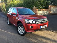 2012 LAND ROVER FREELANDER 2.2 SD4 XS 5d AUTO 190 BHP PLEASE CALL TO VIEW £14000.00