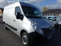 2014 RENAULT MASTER 3.3 T BUSINESS MWB MEDIUM HIGH  2.3DCI 110Ps £SOLD