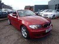 2010 BMW 1 SERIES 2.0 118D SPORT 2d AUTO 141 BHP £9990.00