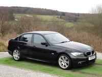 USED 2010 10 BMW 3 SERIES 2.0 320D M SPORT 4d AUTO 181 BHP